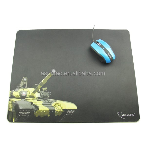 Manufacture directly sell custom made pretty mouse pad customised mouse pads GMP-002
