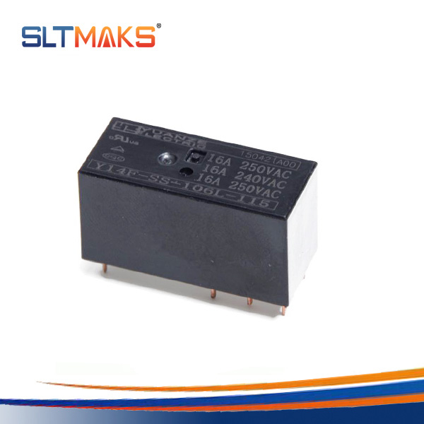 16A 240VAC change over spdt 8pin 6v modbus Relay module