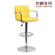 AnJi Specially made metal bar stools with sturdy hardware pub iron bar stool