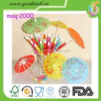 Party Umbrella Decoration Stick Wholesale