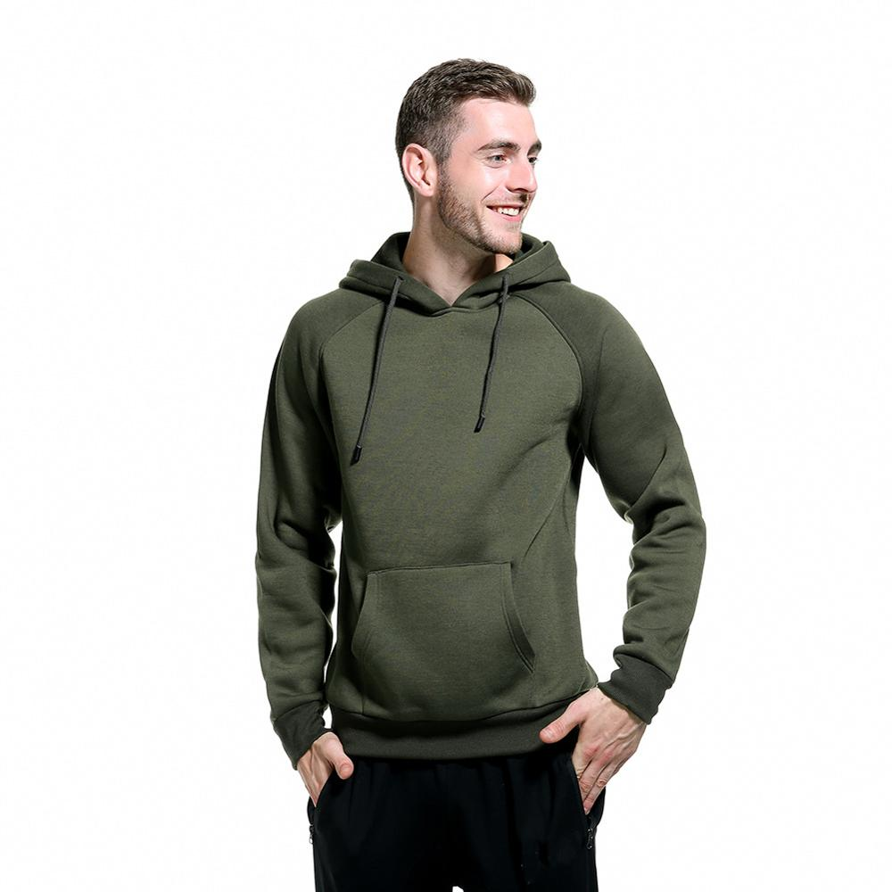 Customized Logo Men Plain Sweatshirt High Quality Sportswear <strong>Hoodie</strong>