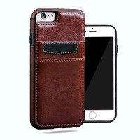 Mobile phone accessories,Wallet pu Leather Case For iPhone 6 plus