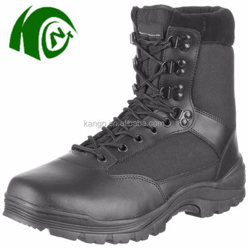 Custom Made Genuine Leather Nylon Canvas Army Combat Military Boots - Buy  Military Boots,Boots Military Army,Military Boots Wholesale Product on