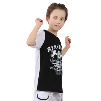 China supplier wholesale high quality printed custom-made kids T-shirt