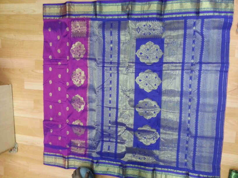 paithani saree with Tana Silk Saree