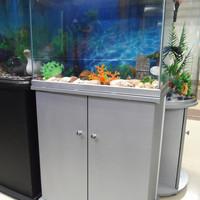 Fluval Reef Aquarium And Cabinet Set M60