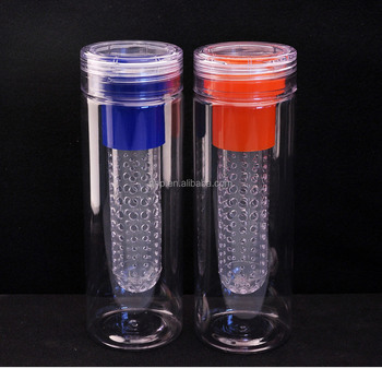 tritan sport water bottle plastic new, fruit infusion bottle water bottle,