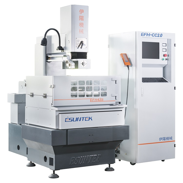 Servo motor drive CNC Wire Cut EDM Machine from ESUNTEK