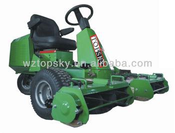 60 Quot Riding Type 3 Gang Reel Mower Buy Fairway Mower Reel
