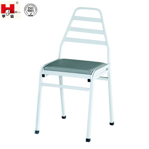 Custom Made Industrial Steel Soft Roll Stool Sewing Chair for Sewing Machine