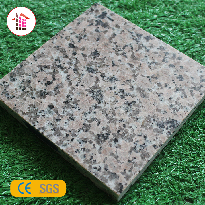 Premium cheap rosy pink brazilian granite slab for sale