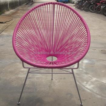 Sedie Da Esterno Colorate.Piccola Luce Patio Colorato Di Vimini Sedie Da Giardino Delle