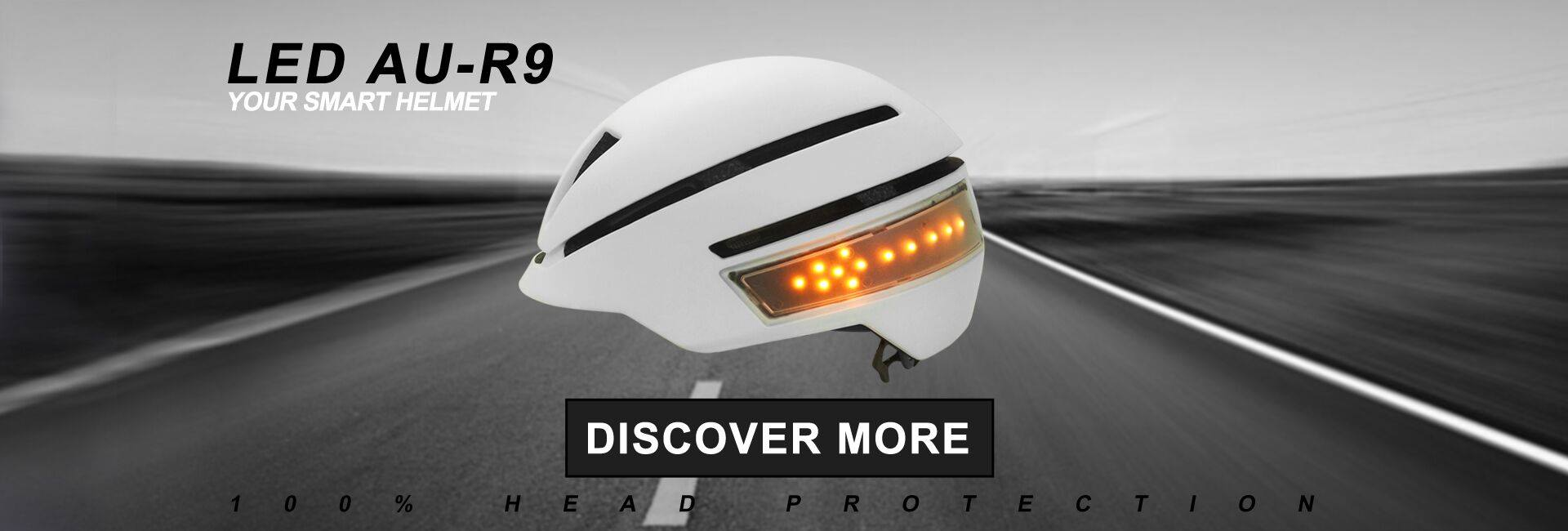 Top Rated Bicycle Helmet With Integrated Lights 6