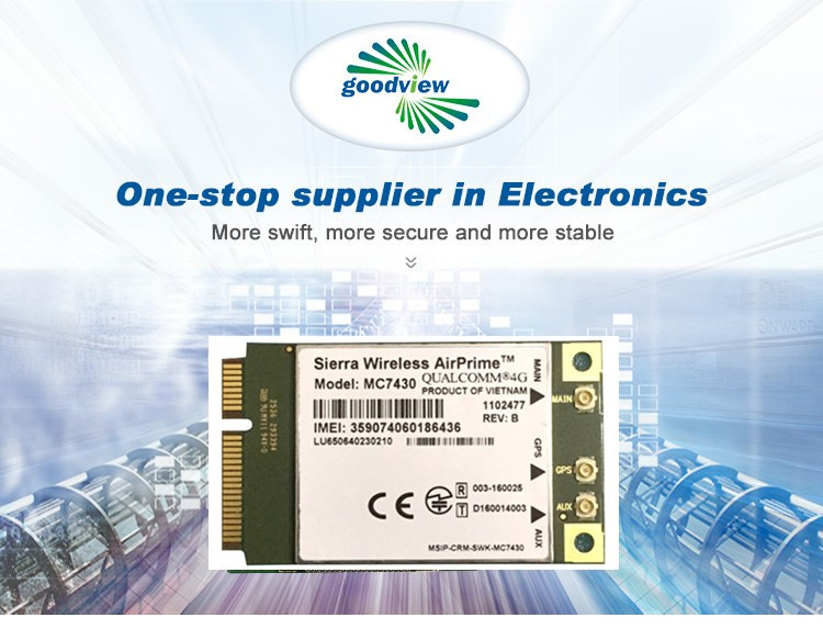 Original Stock Sierra Wireless 4g Lte Mc7455 Pcie Modules - Buy 4g Lte  Module,Mc7455 Modems,Mc7455 Chips Product on Alibaba com