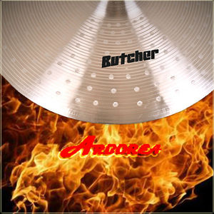 "China Arborea Butcher series 10""splash cymbal"