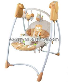 Automatische Schommel Baby.Baby Automatische Wieg Schommel Baby Schommel Uitsmijter Babybed Van Zhongshan Tongyin Fabriek Buy Wieg Schommel Baby Automatische Wieg