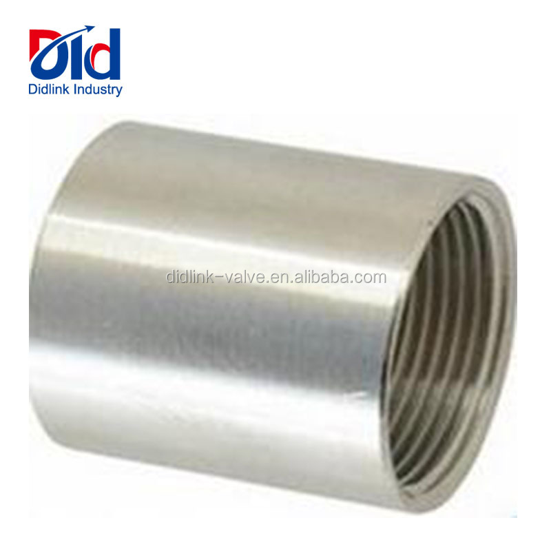 Waste Water Pipe <strong>Fitting</strong> Main And Clamp Catalogue Stainless Steel 304 316 Bsp Npt Thread Socket