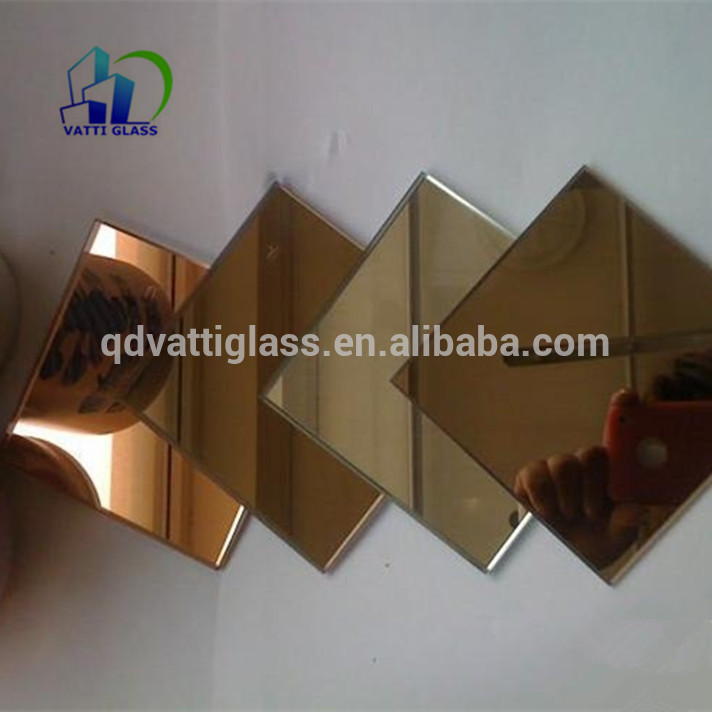 Brown Mirror Glass Colored Mirror Glass Smoke Glass