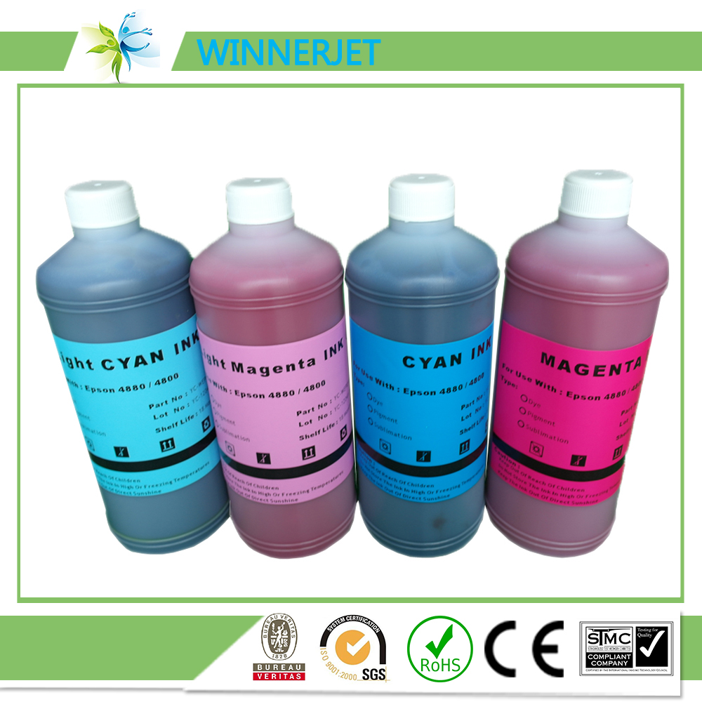 Wholesale 16 liters/lot whole price dye ink with high quality ...