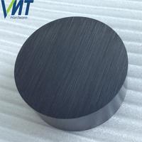 VMT CNC turning knurled aluminum knobs for electronics