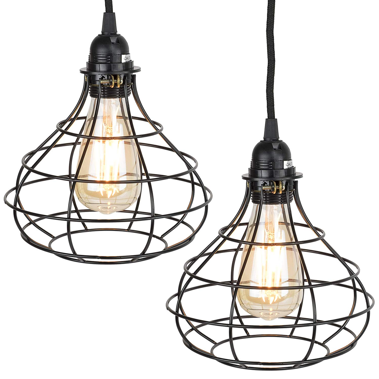 cheap switch cage find switch cage deals on line at alibaba Large Wooden Dove Cages get quotations rustic state industrial cage pendant light with 15 black fabric plug in cord and