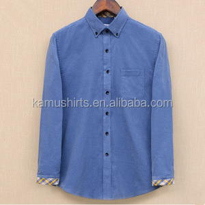 autumn clothing corduroy shirt china garment factory