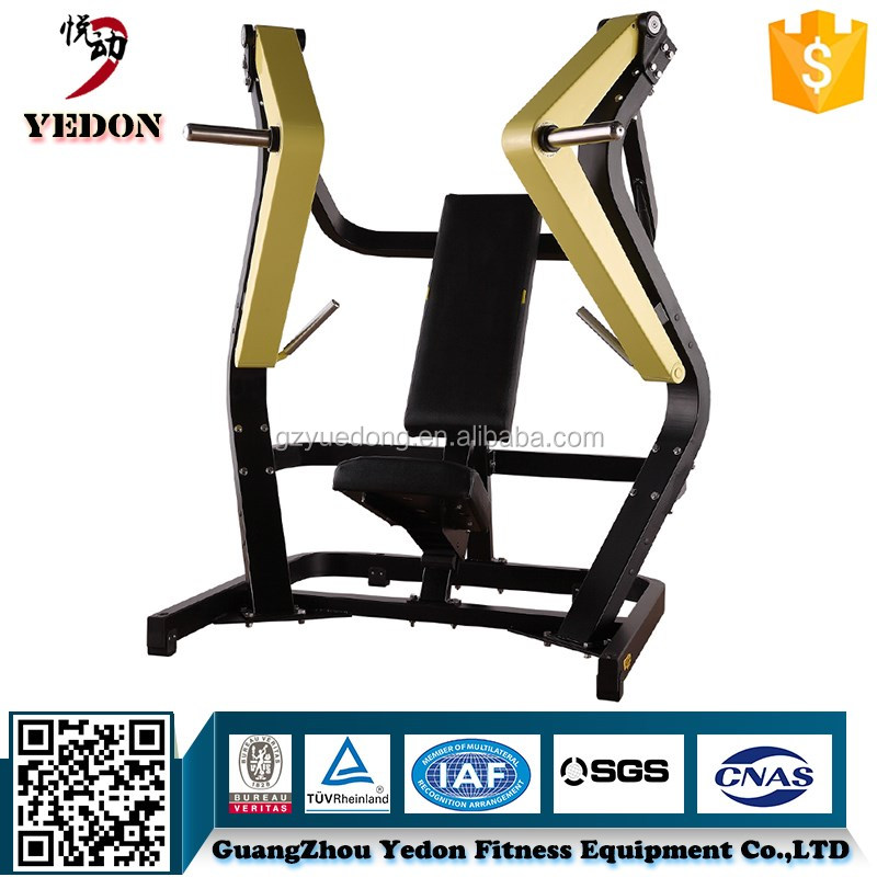 Hammer Wide Chest Press gym club machines for bearing/ Wide Chest Press  fitness equipment for sale, View Wide Chest Press, Yedon Product Details  from