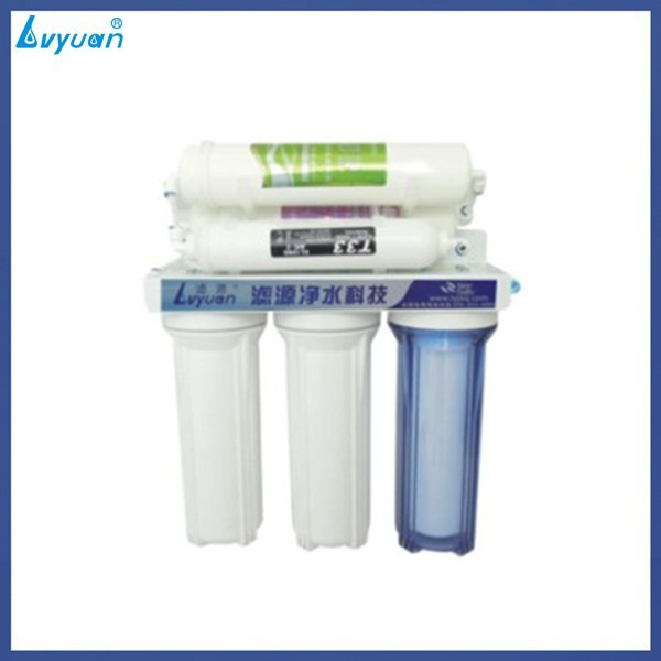 Guangzhou 6 stage bio energy water systems for alkaline water