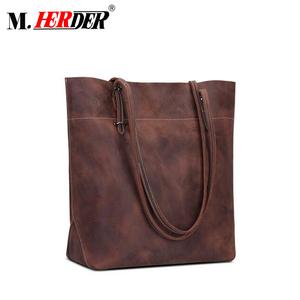 3de9a8a4d4 Crazy Horse Leather Bag