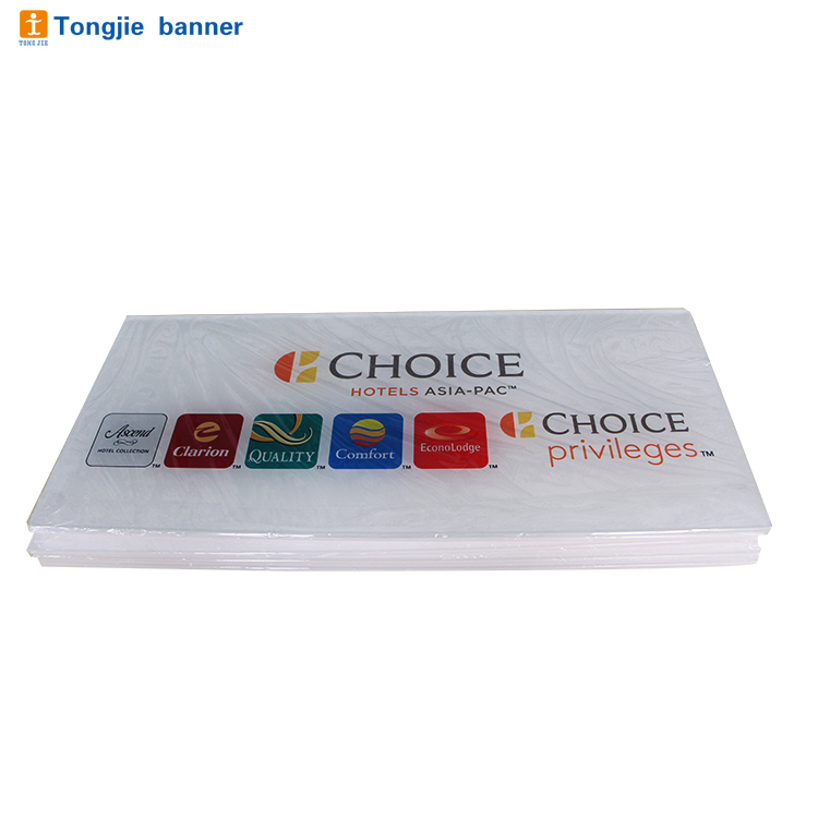 Professional Custom White Plastic Transparent Acrylic Sheet Printing