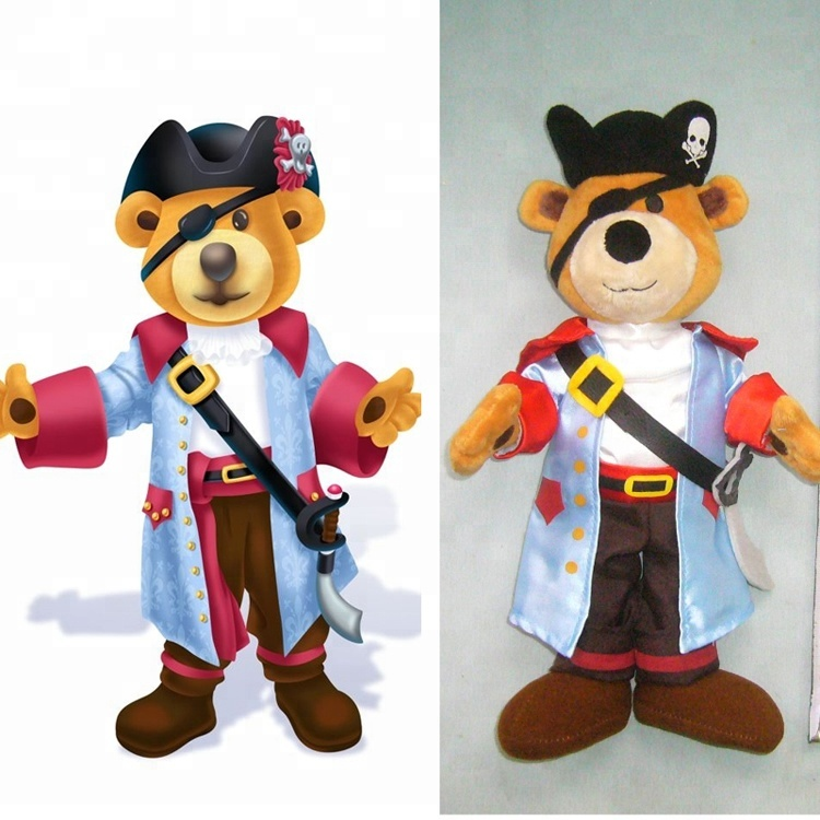 OEM Manufacturer Custom Plush Toy