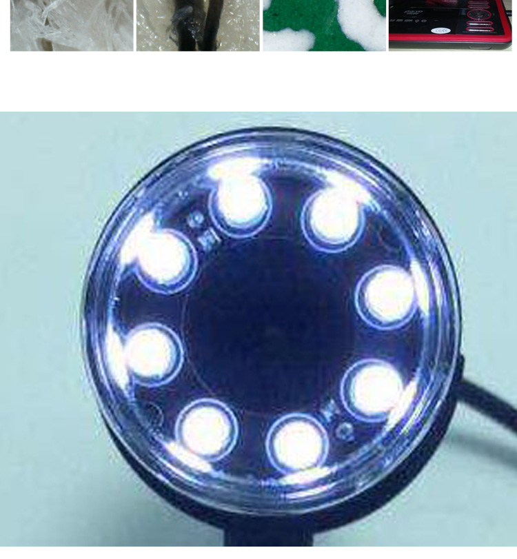 High Quality Portable 8 LED Lights TV Digital Microscope Industry Electronic Digital Microscope