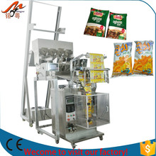 Guangzhou factory big size packing machine for chips/snack