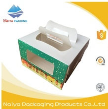 IML robot machine Plastic Snack Gift Box Packaging/ Custom Storage Food Gift Box For Chocolate/Candy/Biscuit