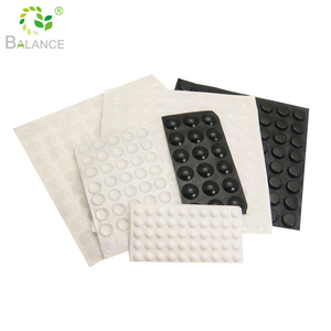 Strong adhesive anti-slip rubber feet for chair bumpon pads chair feet pad
