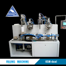Plastic Bottle Filling and Injection Vial Filling Machine