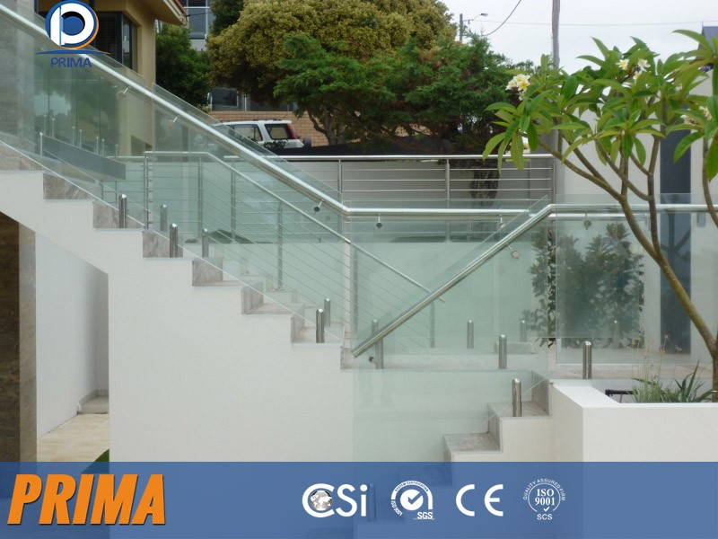 Prime Modular Homes Stainless Steel Glass Handrail For Outdoor Step Buy Stainless Steel Handrail For Stairs Handrails For Porch Steps Glass Handrail For Download Free Architecture Designs Ferenbritishbridgeorg