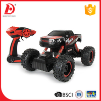 1:14 2.4G 4WD Remote Controlled Rock Crawler Rc Car Toys Kids Car Truck