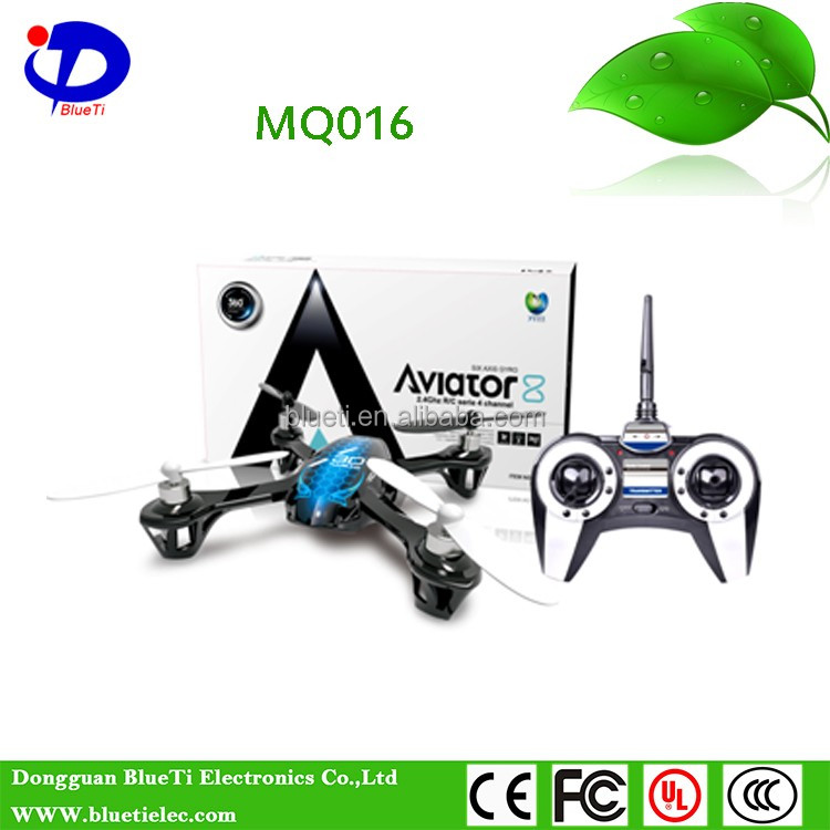 2.4g rc quadcopter cooler fly MQ016 rc toy drone for kids