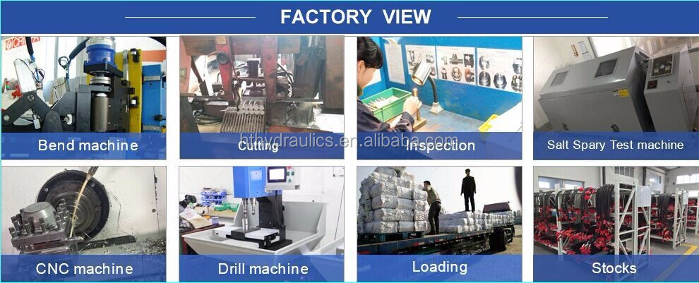Huatai Professional manufacturer finn power p20 hose crimping machine