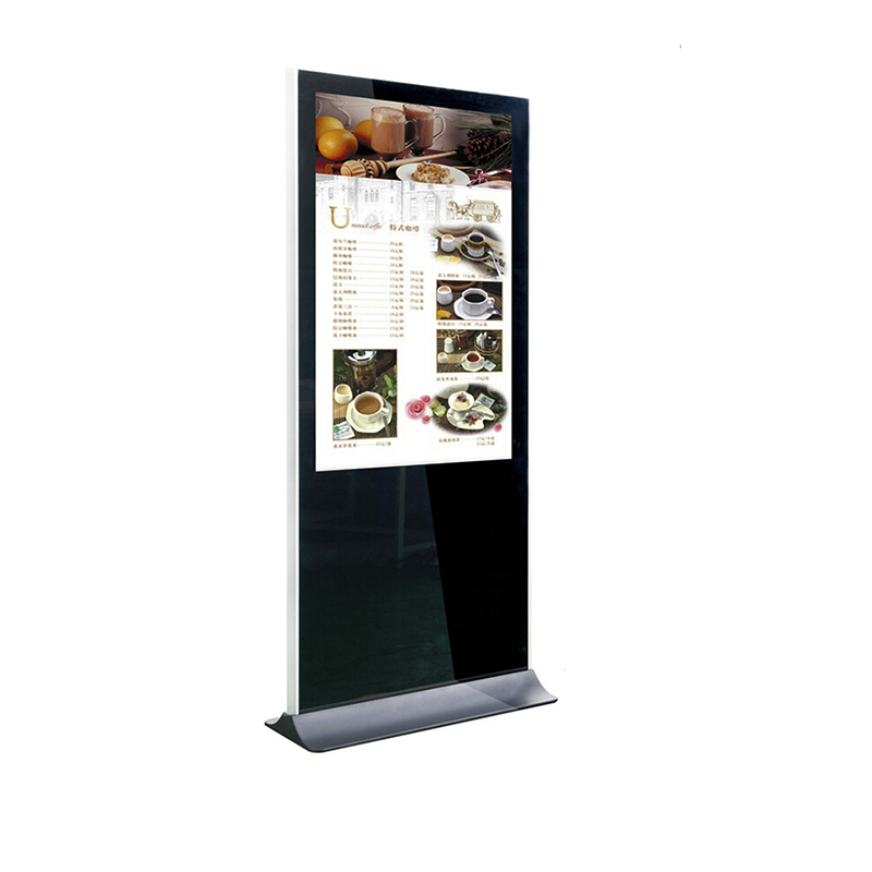 55 inch multi touch screen kiosk,totem touch screen,stand touch screen