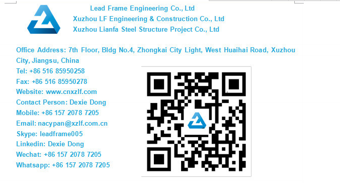 Low Cost of Warehouse Construction in China