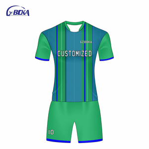 d094add75 Wholesale sublimation polyester set soccer jersey tshirts australian football  jerseys
