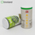 Eco Friendly Seasoning Cardboard Tube Container with Shaker Top for Barbecue
