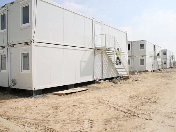 India Cheap Low Cost steel prefabricated container house price