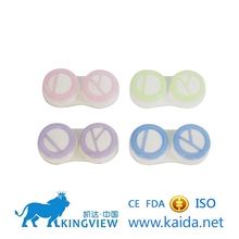 2018 wholesale China Mini holder case for contact lens solution