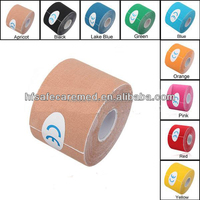 Precut Colored Medical Breathable Skin Color 5m Surgical Tape