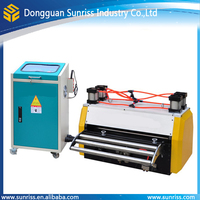 Automatic stamping press feeder for steel coil