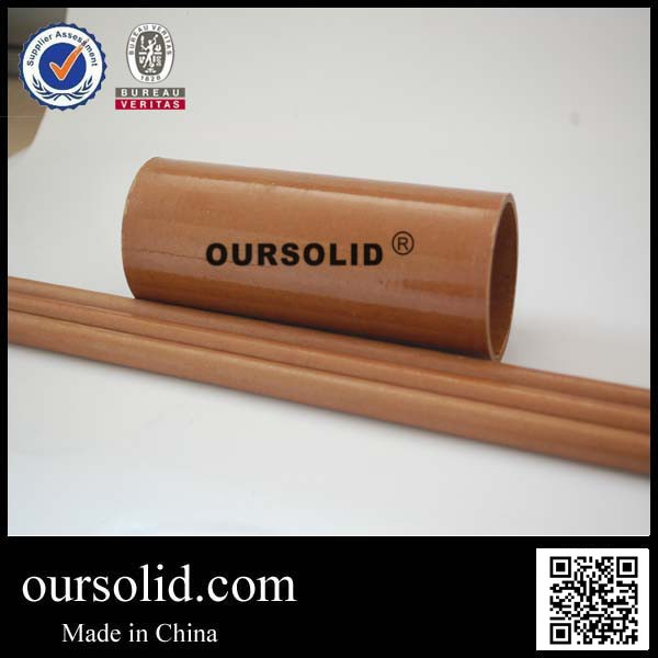 Composite phenolic resin laminated insulation paper tube