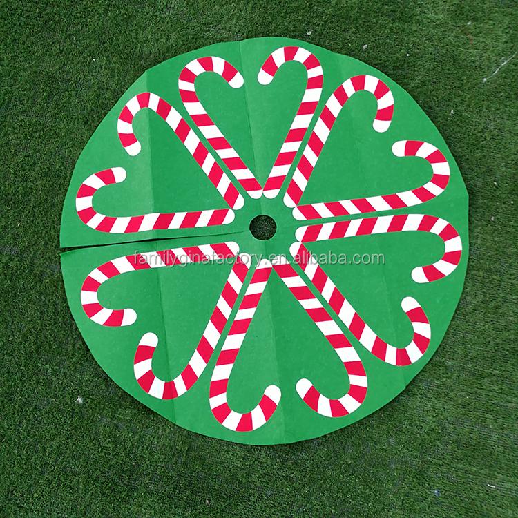 Candy Cane Christmas Tree.Monogrammed Xmas Tree Decoration Candy Cane Christmas Tree Skirt Buy Candy Cane Christmas Tree Skirt Xmas Tree Decoration Candy Cane Christmas Tree
